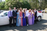 School Formal Limo Hire