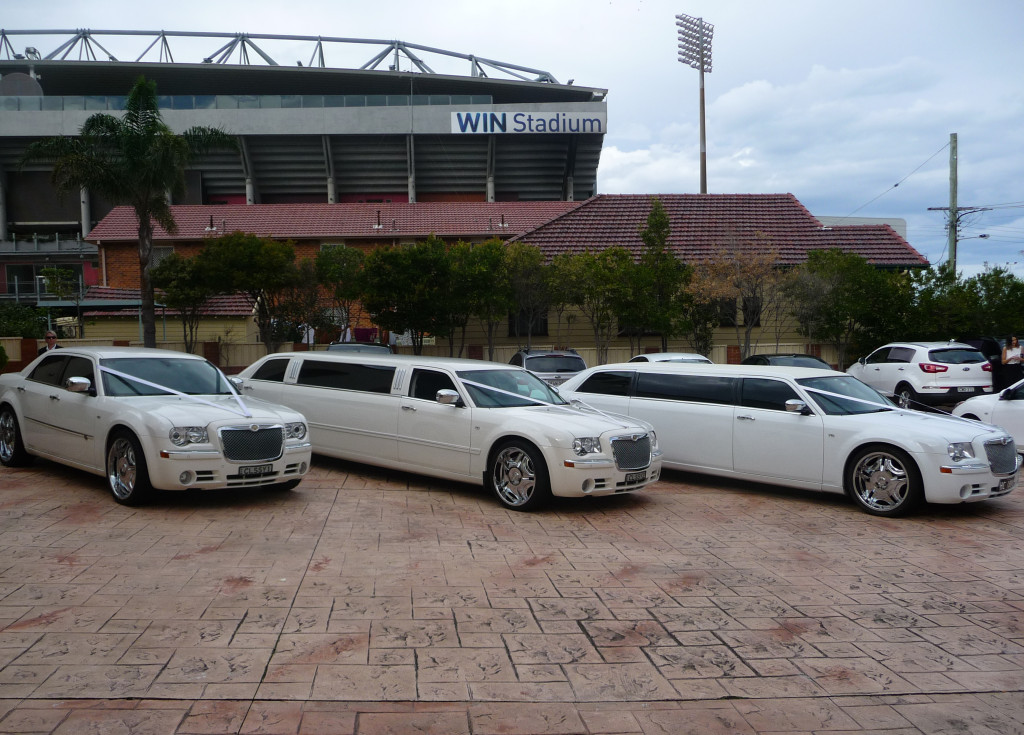 Stretch Wedding Limos